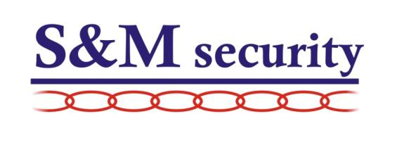 Logo-S&M SECURITY